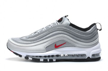 regarder 0bfd1 c6fc0 Femme Nike Air Max 97 Gris
