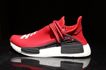 Femme Adidas NMD PW Human Race Rouge