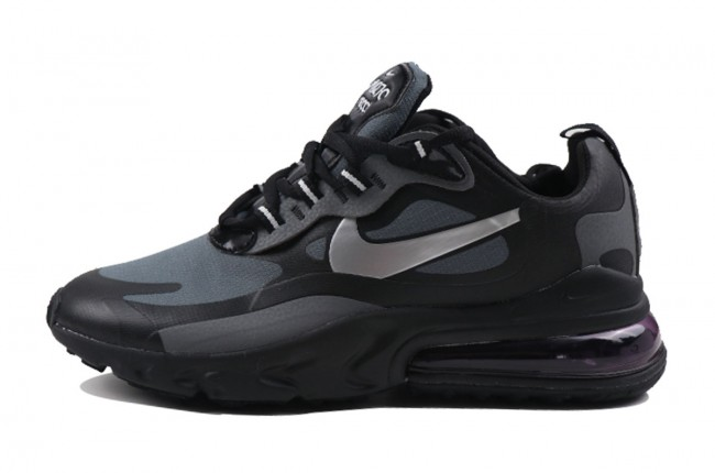 nike air max 270 react homme noir