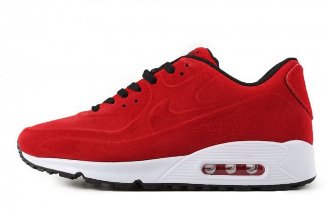 homme nike air max rouge