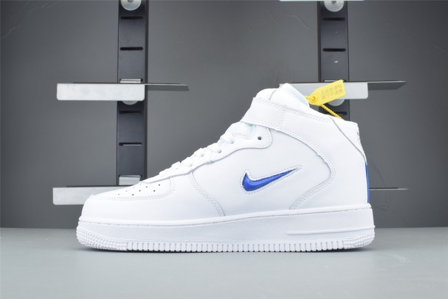 nike air force 1 blanche homme