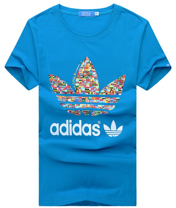adidas t shirt homme