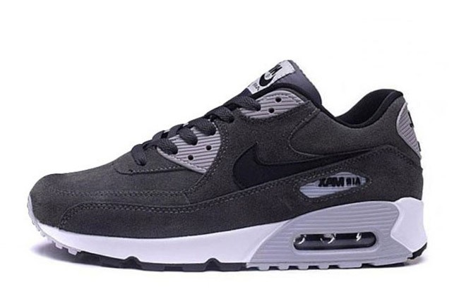 magasin en ligne feee9 73485 Homme Nike Air Max 90 Gris