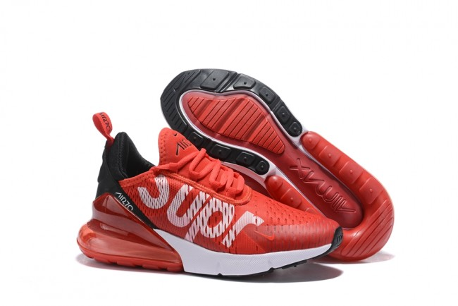 nike air max 270 femme rouge