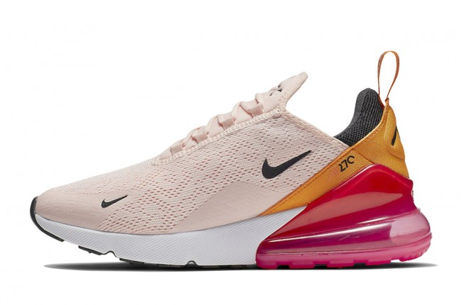 air max 270 orange femme