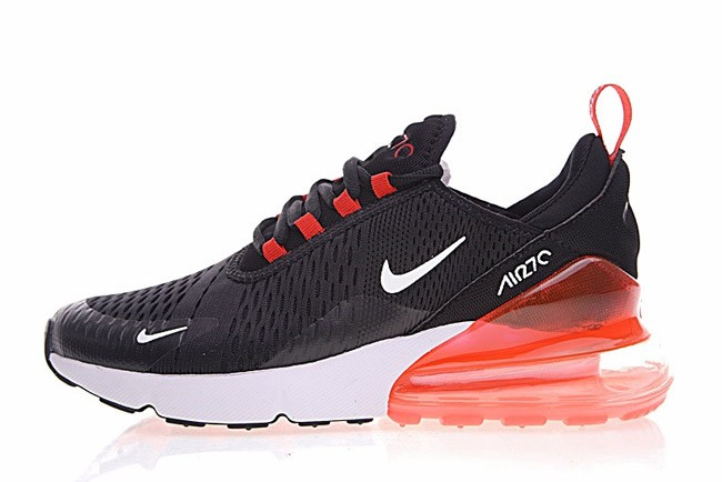air max 270 blanche orange femme