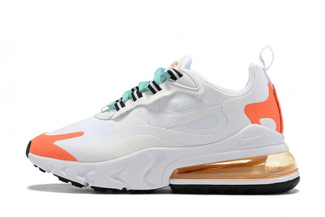 air max 270 react homme orange