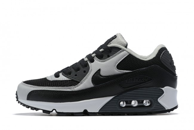 lowest discount wide varieties high fashion Femme/Homme Nike Air Max 90 Noir/Gris/Blanc
