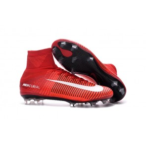 Homme Nike Mercurial Superfly Rouge