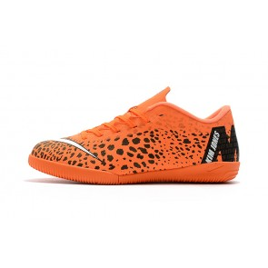 Homme NIke Mercurial Vapor 12 IC Orange