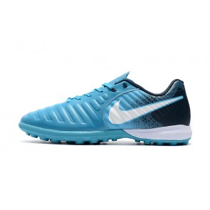 Homme Nike TiempoX Finale TF Bleu/Orange