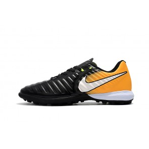 Homme Nike TiempoX Finale TF Noir/Orange