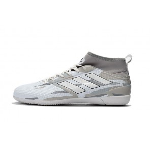 Homme Adidas ACE 17.3 Primemesh IC Gris/Blanc