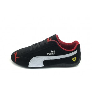 Homme Puma Sparco Speed Rouge/Noir/Blanc