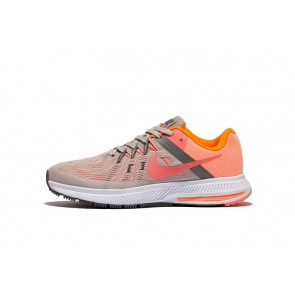 Femme Nike Air Zoom Winflo 2 Cendre/Orange