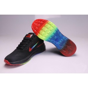 Homme Nike Air Max Sequent Noir/Rouge