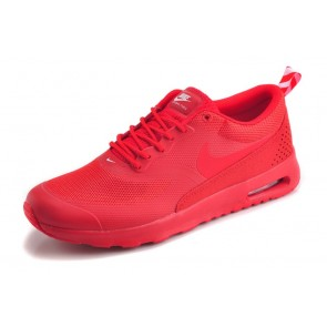 Femme/Homme Nike air Max Thea Rouge