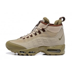 Homme Nike Air Max 95 Sneakerboot Gris