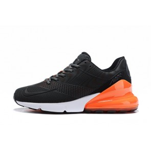 Homme Nike Air Max 270 Noir/Orange