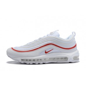Femme/Homme Nike Air Max 97 OG White-Red