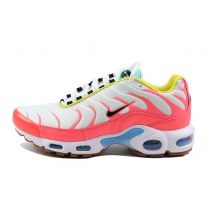 Femme Nike Air Max Plus TN Blanc/Rose