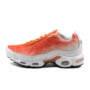 Femme Nike Air Max Plus TN Blanc/Orange