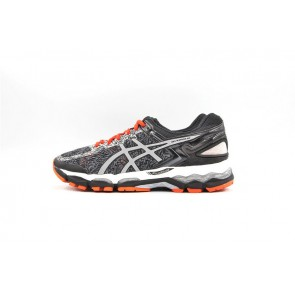Homme Asics Gel-Kayano 22 Gris/Orange