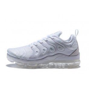Homme Nike Air VaporMax Plus / TN Blanc