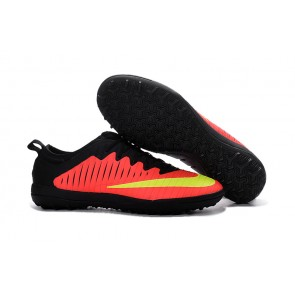 Homme NIke Mercurial Finale II TF Noir/Orange