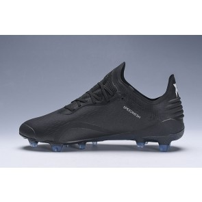 Homme Adidas X 18.1 Firm Ground Cleats Noir