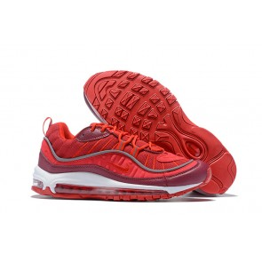 Homme Nike Air Max 98 Rouge