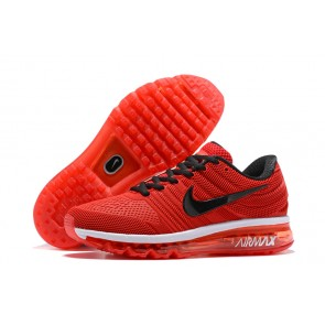 Homme Nike Air Max 2017 Rouge