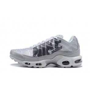 Homme Nike Air Max Plus TN SE Blanc/Gris