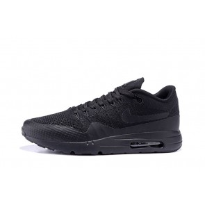 Homme Nike Air Max 1 Ultra Flyknit Noir