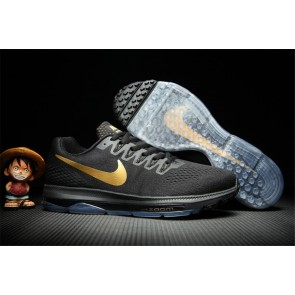 Homme Nike Zoom All Out Low Noir/Or