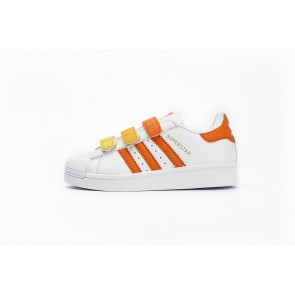 Enfant Adidas Originals Superstar Jaune