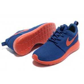 Homme Nike Roshe Run London Olympiques Bleu/Orange