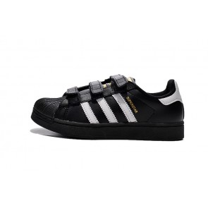 Enfant Adidas Originals Superstar Noir
