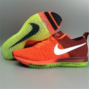Homme Nike Zoom All Out Flynit Orange/Rouge