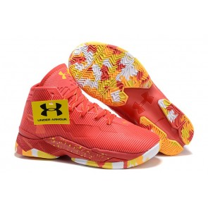 Under Armour UA Curry Two  Rouge