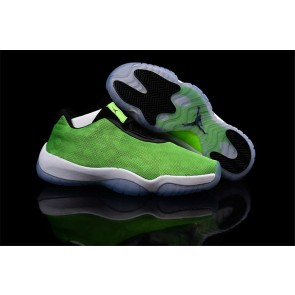 Femme Nike Air Jordan Future Low Vert