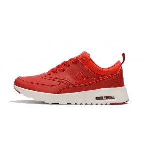 Femme Nike Air Max Thea Rouge