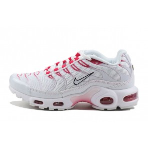 Femme Nike Air Max Plus TN Blanc/Rouge