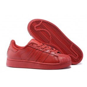 Femme/Homme Adidas Originals Superstar Rouge