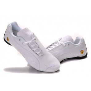 Homme Puma Future Cat Leather SF Blanc
