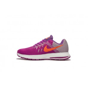 Femme Nike Air Zoom Winflo 2 Pourpre