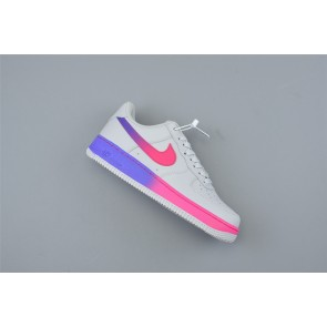 Femme/Homme Nike Air Force 1 Gris