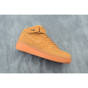 Femme/Homme Nike Air Force 1 Orange