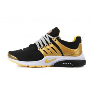 Homme Nike Air Presto Brutal Honey Noir/Jaune