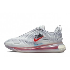 Femme/Homme Nike Air Max 720 Argent